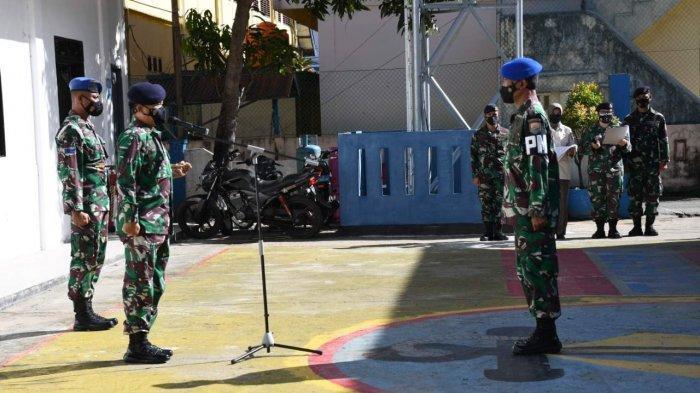 Lanal Tarempa Bentuk Tim Khusus Satgas Covid-19, Cegah Corona saat Idul Fitri 2021
