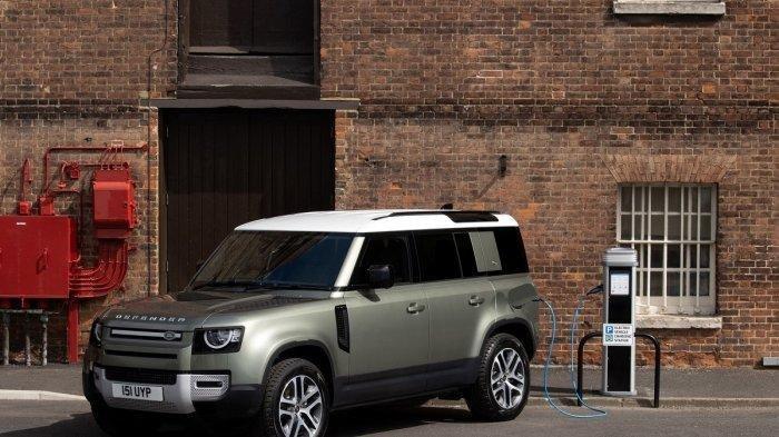 Untuk Pasar Eropa, Land Rover Defender Kini Punya Varian Baru Plug-In Hybrid dan Diesel