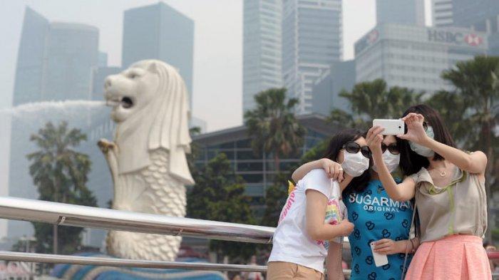 COVID-19 - Langkah Singapura hidup bersama Covid-19. FOTO: WARGA SINGAPURA