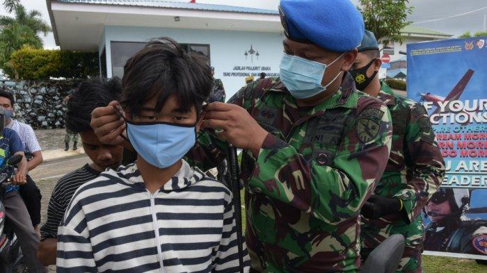 PILKADA BATAM - Jutaan Masker dan Hand Sanitizer Sudah Dibagikan Demi Sukseskan Pilwako Batam