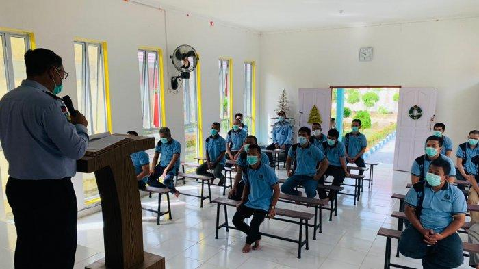 Lapas Narkotika Tanjungpinang Usul 526 Warga Binaan Dapat Remisi Idul Fitri