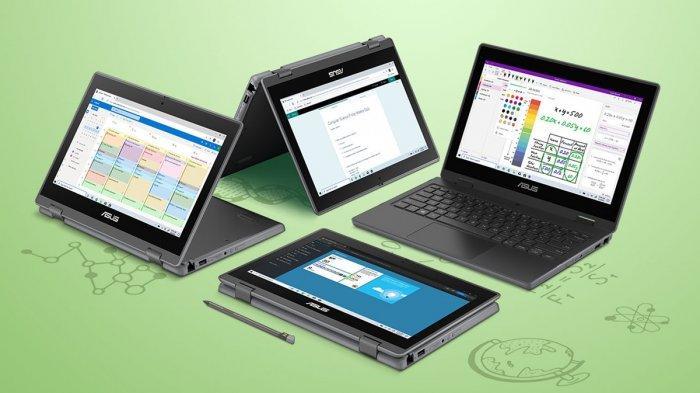 Cocok untuk Belajar Online, Laptop Asus BR1100 Rilis di Indonesia dengan Harga Terjangkau