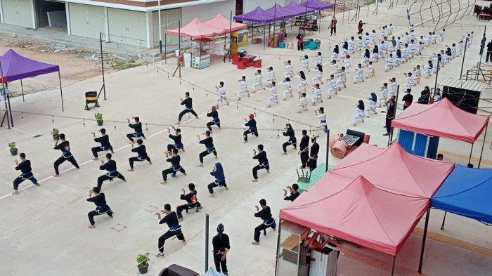Jelang Ramadhan 2021,IKS.PI Kera Sakti Batam menggelar latihan sekaligus ajang silaturahmi.