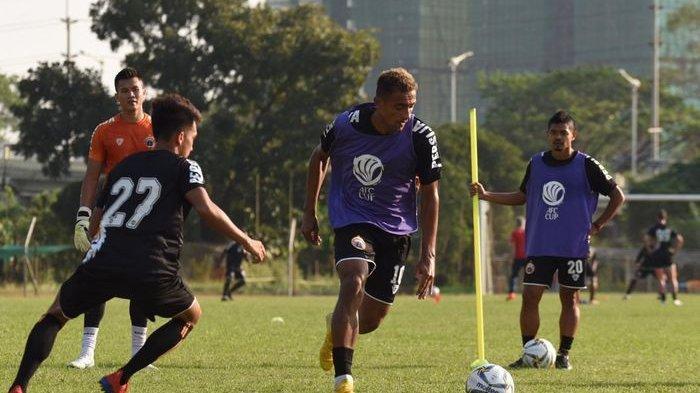 AFC CUP 2019 - Jelang Shan United vs Persija, Riko: Tak Peduli Siapa Lawan, Yang Penting Kami Fokus