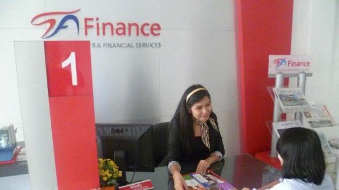 Layanan Astra Finance