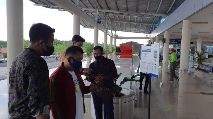 Bandara Raja Haji Fisabilillah Tanjungpinang Buka Layanan GeNose, Berikut Syaratnya