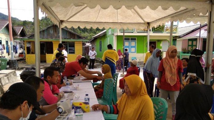 Lengkap dengan Tim Psikologi, Kemenkes Buka Posko Layanan Informasi dan Kesehatan di Pantai Natuna