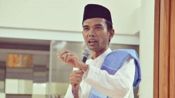 Batal Beri Kulia Umum di UGM,Ustaz Abdul SomadBuka Suara TerkaitPenolakandi Daerah Lain