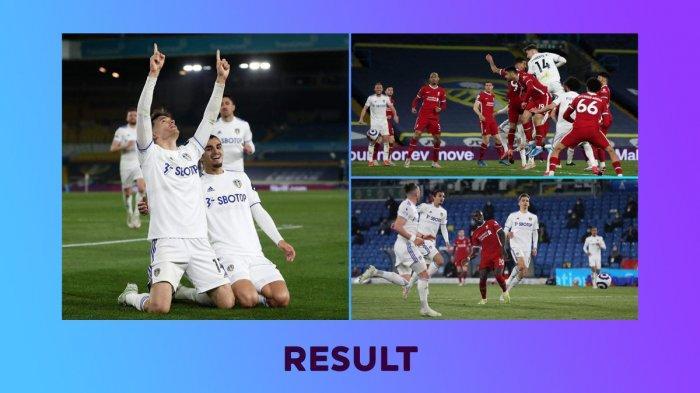 Hasil, Klasemen, Top Skor Liga Inggris Setelah Leeds United vs Liverpool Imbang, Sadio Mane 8 Gol