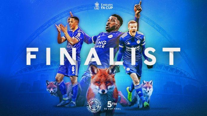 Hasil Leicester City vs Southampton, Gol Kelechi Iheanacho Antar Leicester City ke Final Piala FA