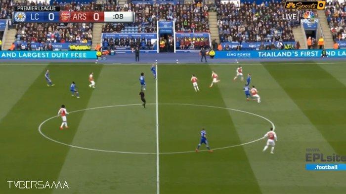 Sedang Berlangsung Live Streaming Leicester City Vs Arsenal Liga Inggris Malam Ini Live Bein Sport Halaman All Tribun Batam