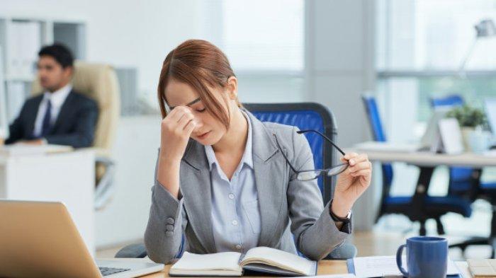 KELELAHAN - Ada dua jenis kelelahan yang kerap menyerang manusia, yakni kelelahan fisik dan emosional. FOTO: ILUSTRASI