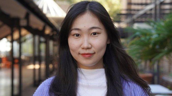 Lena Li, mahasiswa dari China di Australia baru lulus dari UNSW jurusan teknis telekomunikasi.