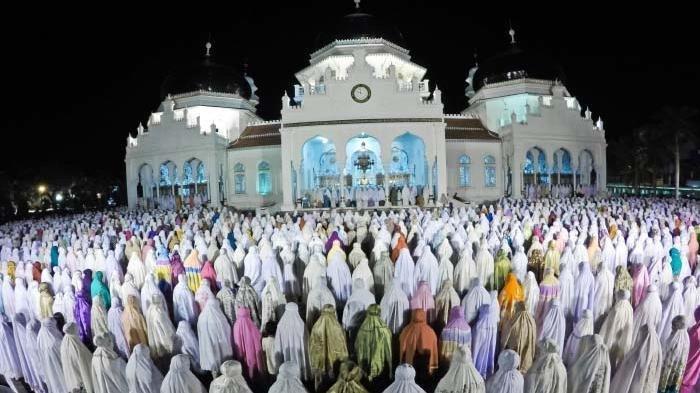 Berapa Jumlah Takbir di Setiap Rakaat Sholat Idul Fitri? Inilah Kaifiat Sholat Ied
