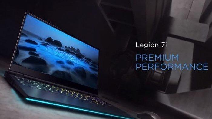 Baru Diluncurkan, Ini Spesifikasi dan Harga Laptop Gaming Lenovo Legion 7i dan 5Pi