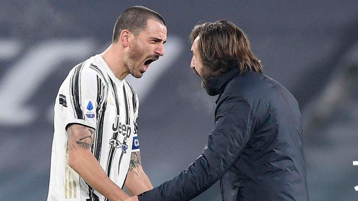 Barcelona vs Juventus Pukul 03.00 WIB Live SCTV, Andrea Pirlo: Kami Harus Yakin Bisa Cetak Gol