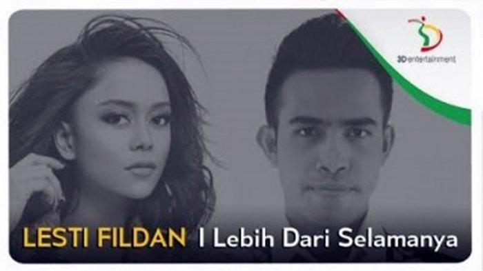 Lagu Terbaru Lesti dan Fildan 'Lebih Dari Selamanya', Inilah Lirik dan Video Klipnya