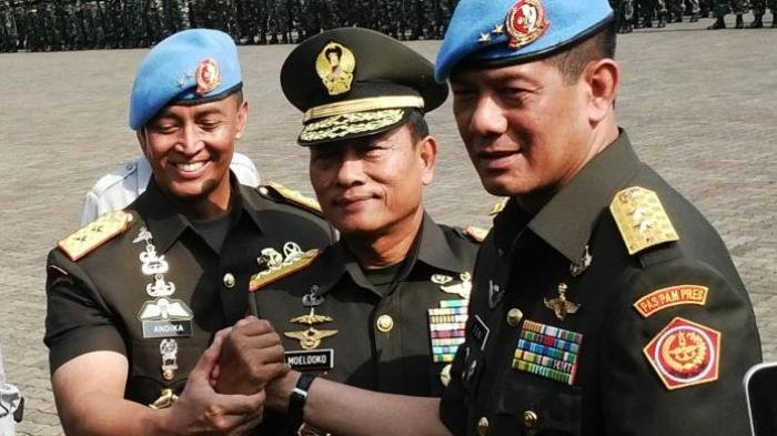 Moeldoko Lawan Langkah Panglima TNI dan Menhan, Begini Isi Kritik Moeldoko kepada Keduanya