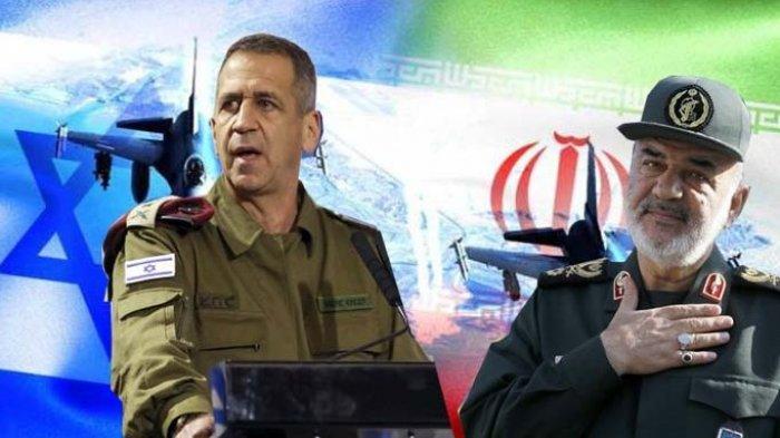 Negara Israel Bakal Tinggal Nama? Jenderal Militer Iran Sesumbar Sudah Temukan Kelemahan Israel