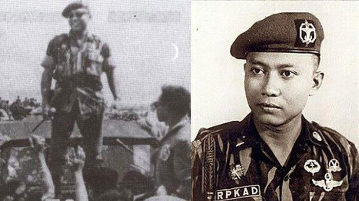 Momen Mendebarkan Pertemuan Sarwo Edhie, Mertua SBY dengan Anak DN Adit, Pentolan PKI