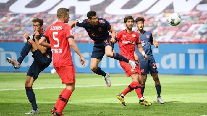 Hasil Lengkap & Klasemen Bundesliga Setelah Dortmund dan Munchen Menang, Die Roten Kokoh Dipuncak
