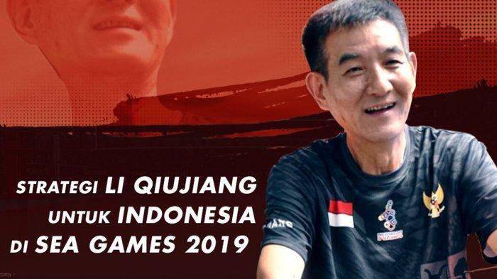Li Qiujiang, Sosok di Balik Sukses Timnas Voli Indonesia Meraih Emas SEA Games 2019 Tanpa Kekalahan
