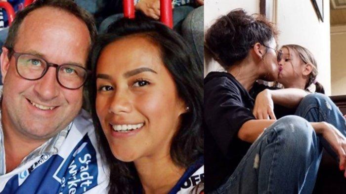 Menikah dengan Bule Belanda 7 tahun Silam, Lia Waode Punya Putri Cantik Banget!