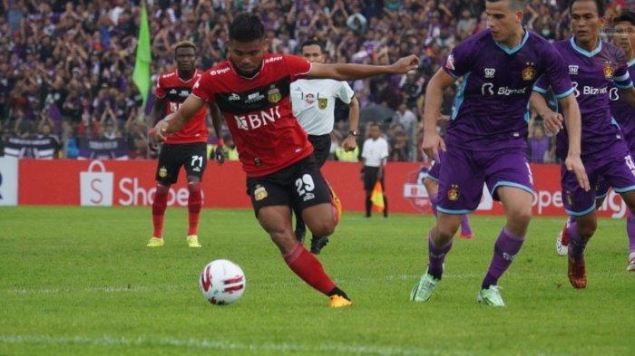 Liga 1 2020 - Laga Persik Kediri vs Bhayangkara FC Berakhir Imbang, Paul Munster Sesalkan Hal Ini