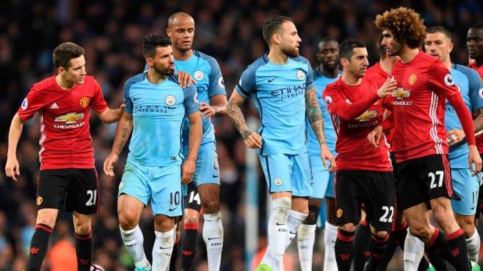 Mengejutkan! Empat Negara Ini Cueki Duel Man United vs Man City! Tak Peduli Titel Termahal Dunia!