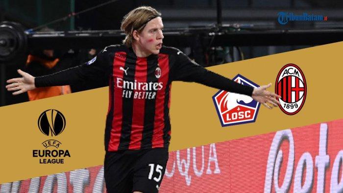 Alasan Jens Petter Hauge Dikeluarkan dari Skuad UEFA, Dampak AC Milan Ada Pemain Baru