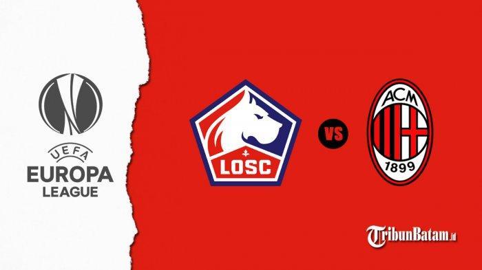 Lille Vs Ac Milan Zlatan Ibrahimovic Cedera Stefano Pioli Mainkan Lorenzo Colombo Atau Ante Rebic Tribun Batam