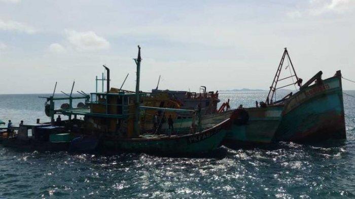 353 Kg Sabu Terbungkus Rapi di Boat tanpa Awak Dekat Pelabuhan Rakyat, 2 Wanita Diduga Terlibat