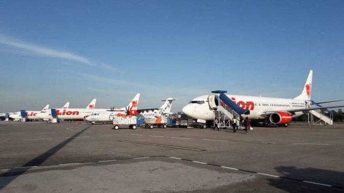 Sepi Penumpang Karena Tiket Pesawat Naik, 14 Penerbangan di Batam Dibatalkan, Lion Air Paling Banyak