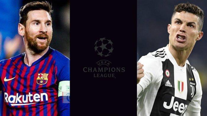 Kala Lionel Messi Memuji Cristiano Ronaldo dan Peluang Barcelona Bertemu Ajax Amsterdam