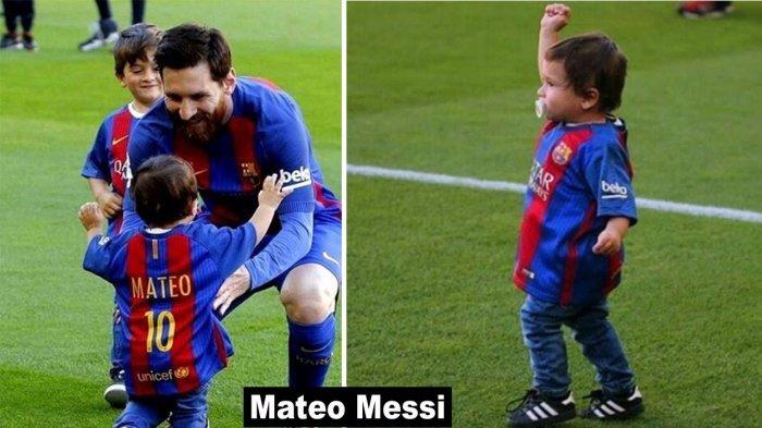 Ronaldo Punya Anak Kembar Nantinya Bakal Bersaing dengan Anaknya Messi
