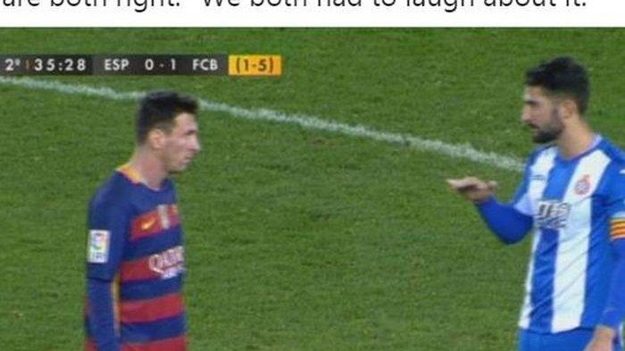 Disebut Dirinya Kecil Oleh Pemain Lawan, Lionel Messi Beri Jawaban Menohok