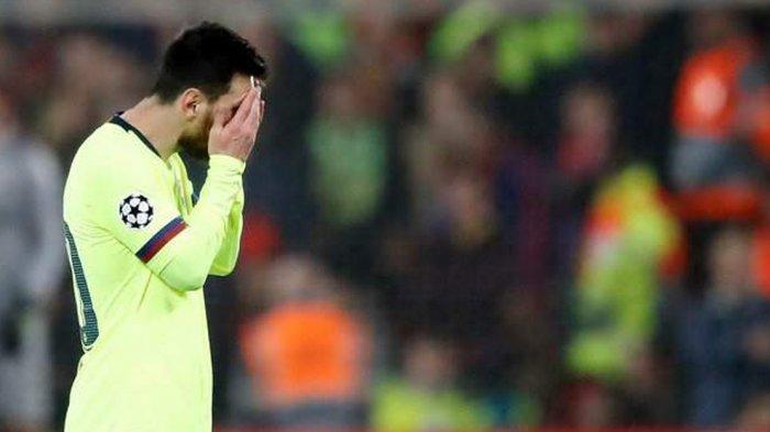 Usai Kalah dari Liverpool, Messi Dianggap Bukan Masalah, Tiga Pemain Barcelona Ini yang Disalahkan