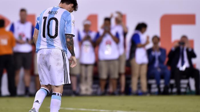 Gagal Bawa Argentina Juara. Lionel Messi Ucapkan Ini: Sudah Cukup! Selesai Sudah Untuk Timnas