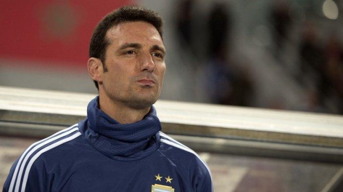 Lionel Scaloni, Pelatih Termuda yang Bawa Argentina Juara Copa America 2021