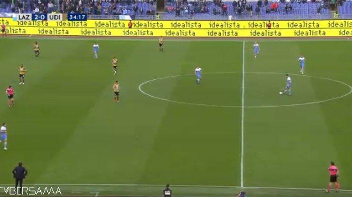 SEDANG BERLANGSUNG Live Streaming Lazio vs Inter Milan Liga Italia Malam Ini, Live RCTI!