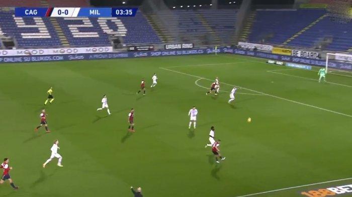 SEDANG BERLANGSUNG Live Streaming Spezia vs AC Milan, Kick Off 02.45 WIB via TV Online & RCTI