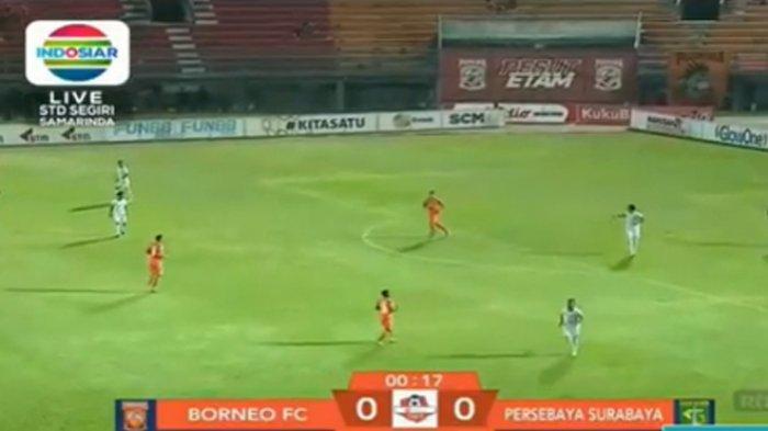 SEDANG BERLANGSUNG Live Streaming Borneo FC vs Persebaya Liga 1 2021, Kick Off 18.15 WIB TV Online