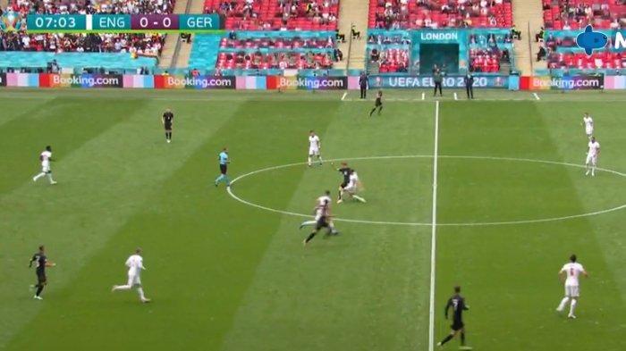 SEDANG BERLANSUNG Live Streaming Inggris vs Jerman Euro 2020, Kick Off 23.00 WIB via TV Online