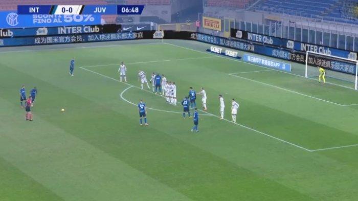 SEDANG BERLANGSUNG Live Streaming Juventus vs Inter Milan, Kick Off 23.00 WIB via TV Online