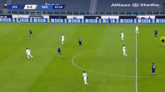 SEDANG BERLANGSUNG Live Streaming Spezia vs Juventus, Kick Off 23.30 via TV Online