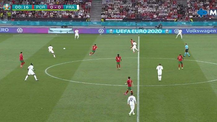 SEDANG BERLANGSUNG Live Streaming Portugal vs Prancis, Kick Off 02.00 WIB via TV Online