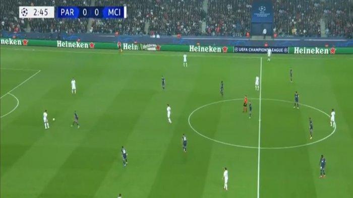 SEDANG BERLANGSUNG Live Streaming PSG vs Manchester City, Kick Off 02.00 WIB TV Online