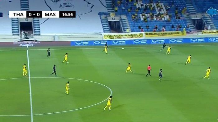 Duel Thailand vs Malaysia di laga terakhir Grup G Kualifikasi Piala Dunia 2022 Zona Asia, Selasa (15/6/2021)
