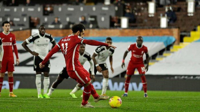 Hasil, Klasemen, Top Skor Liga Inggris Setelah Spurs, Liverpool Seri, Arsenal Kalah, Mo Salah 10 Gol