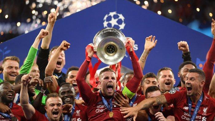Daftar Lengkap Juara Liga Champions Liverpool Raih Gelar Juara Ke 6 Real Madrid Masih Terbanyak Tribun Batam